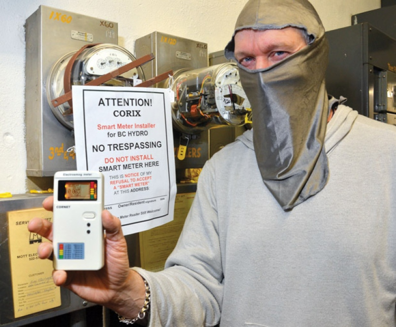 Smart Meter Dangers How It Can Affect Your Health - EMF Guard