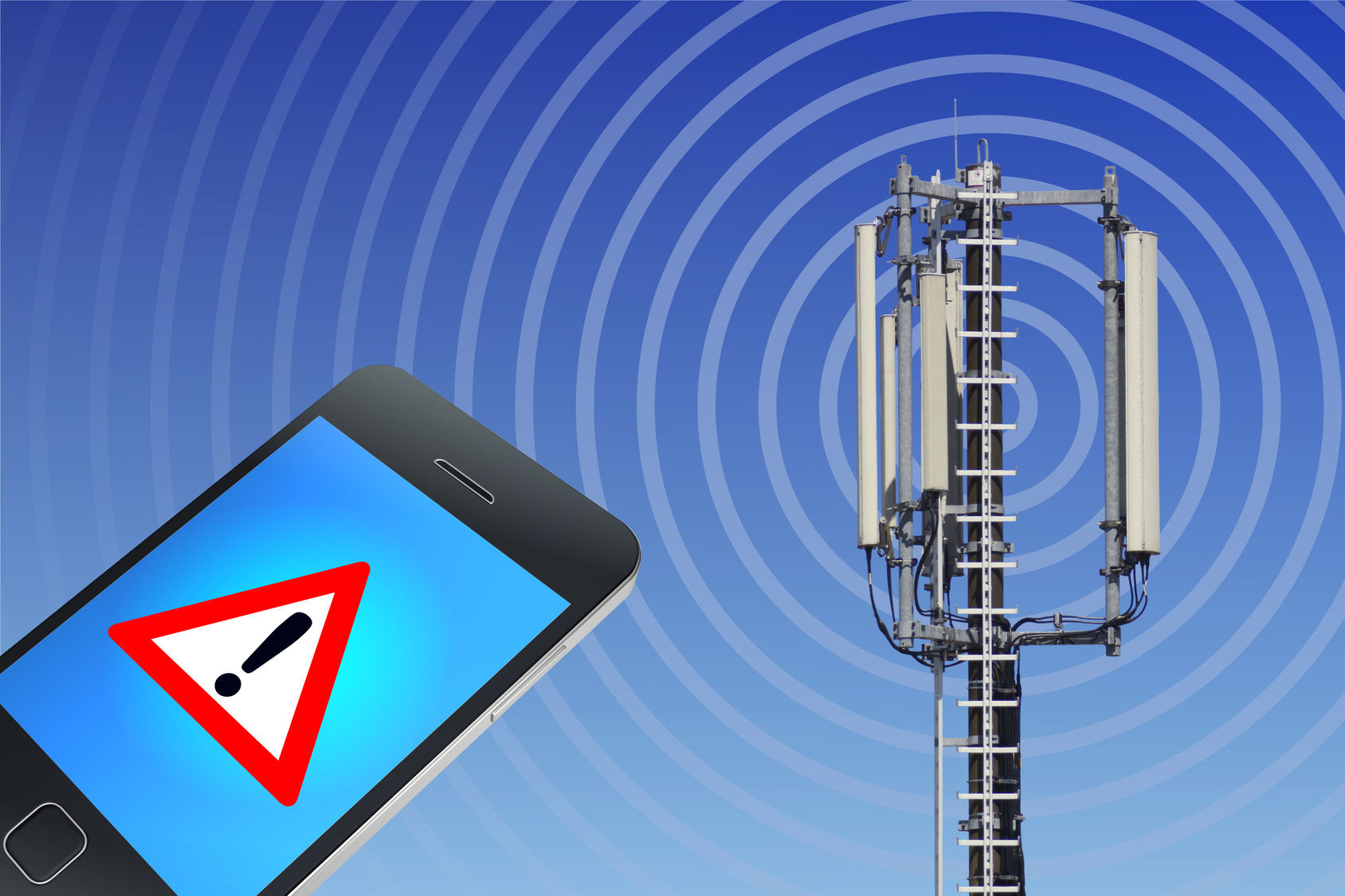 What Is a Safe Distance From a Cell Tower - EMF Guard