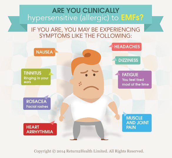 EMF Sensitivity: How Dangerous Is It?